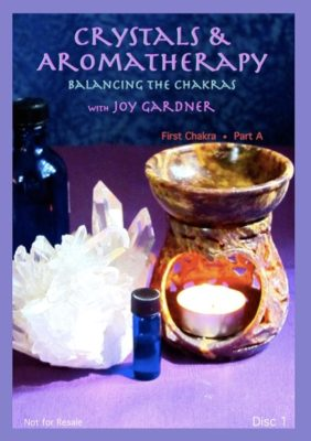 Crystals and Aromatherapy