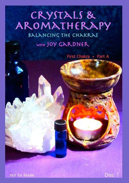 Crystals & Aromatherapy – Balancing the Chakras